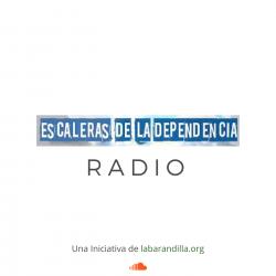 Escaleras de la dependencia radio