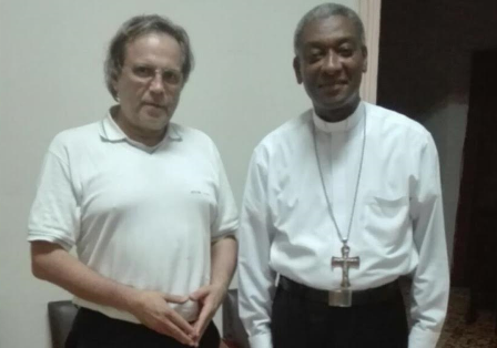Carmonaconel Obispo de Les Cayes