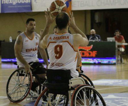 Deportes en silla de ruedas la barandilla - Deportes en silla de ruedas ...